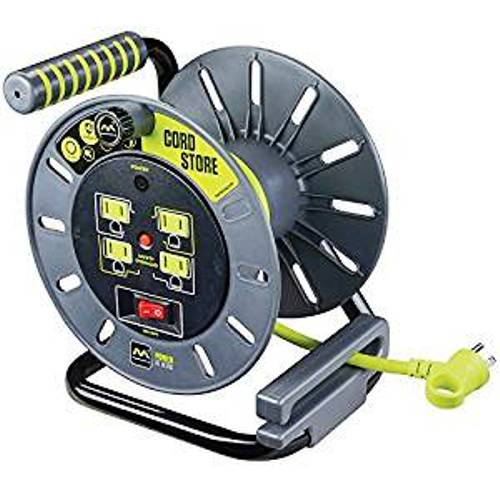 Masterplug 01A31114G4SL Electrical Cord Storage Reel