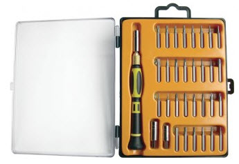 KLEIN 19101 Precision Screwdriver Set