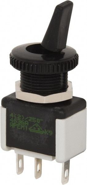 35-070 SPDT, On-On Sequence, Miniature Toggle Switch