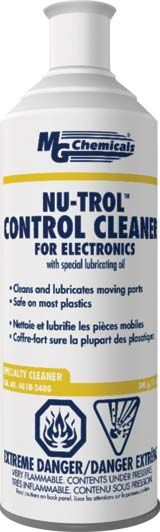 MG CHEMICALS 401B-340G NU-TROL CONTROL CLEANER