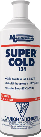 MG CHEMICALS 403A-400G SUPER COLD 134 PLUS