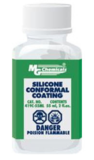 MG CHIMCIALS 419C-55ML ACRYLIC LACQUER CONFORMAL COAT