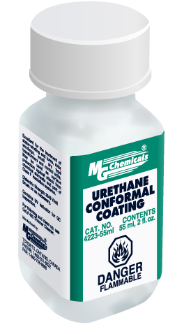MG CHEMICALS 4223-55ML CONFORMAL COATING URETHAND