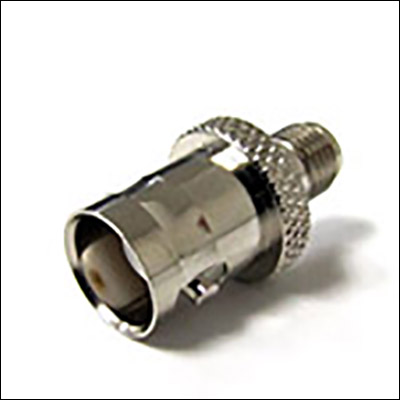 BESI 44-153 BNC FEMALE TO SMA FEMALE ADAPTER 6PK