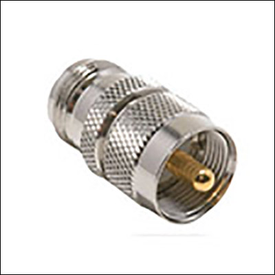 BESI 44-255 N Female to UHF Male Adapter 6PK