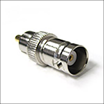 BESI 44-292 BNC FEMALE TO RCA MALE ADAPTER 6PK