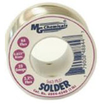 MG CHEMICALS 4887-227G SN63/PB37 SOLDER 0.5 LB 0.050