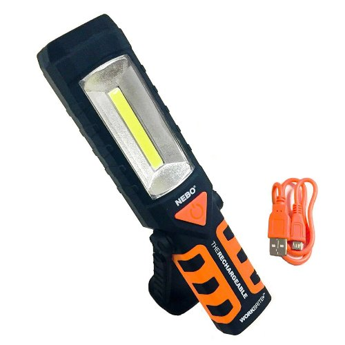 NEBO 6305 Workbrite 2 Rechargeable LED Work Light