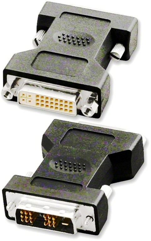 DVI F/M ADAPTER (50 PK ONLY)