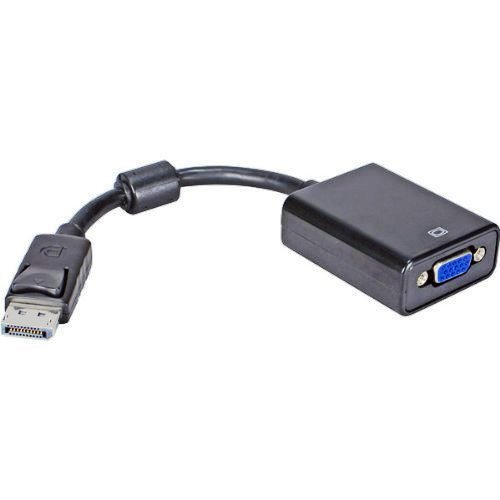 QVS DPVGA-MF QVS DISPLAYPORT MALE TO VGA FE DIGITAL VIDEO ADAPTO