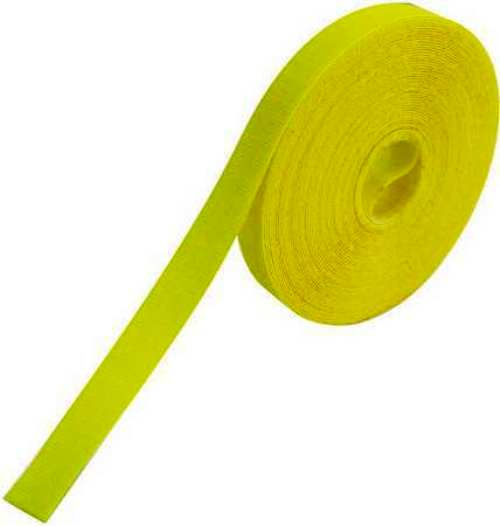 RIP-TIE G-10-030-Y RipWrap 30 ft.x1in., Yellow