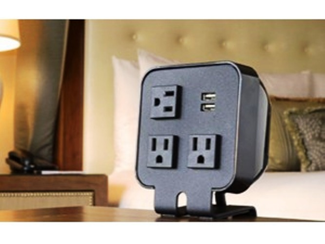 Brandstand BPECA-P Cubie Power Outlet Panel
